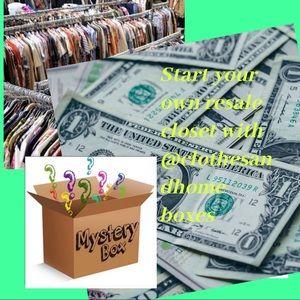 RESALE STARTER BOX - Make $$ Become a RESELLER $$
